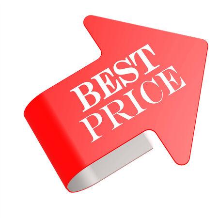 best price: Best price twist label