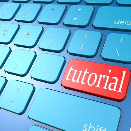 tutorial: Tutorial keyboard