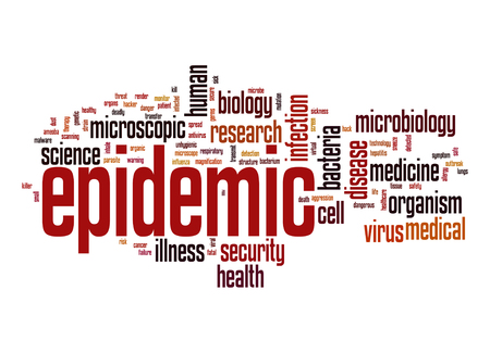 epidemic: Epidemic word cloud