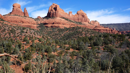Sedona, Arizona is one of the most beautiful places in the U.S. Red Rock State Park is just one of the incredible places to visit there. photo