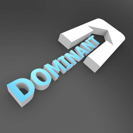dominant: Dominant arrow