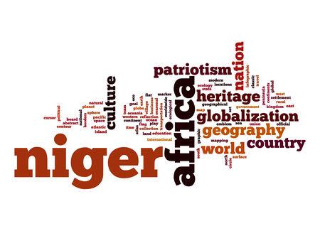 niger: Niger word cloud