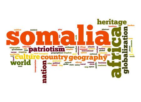 somalia: Somalia word cloud