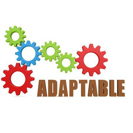 adaptable: Adaptable gear