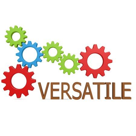 versatile: Versatile gear