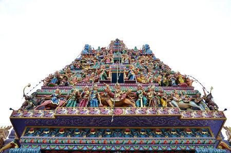 mariamman: Sri Mariamman Temple Singapore