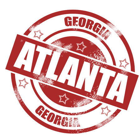 Atlanta stamp photo