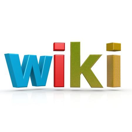 wiki: Wiki word