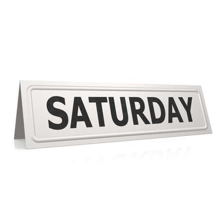 saturday: Saturday board