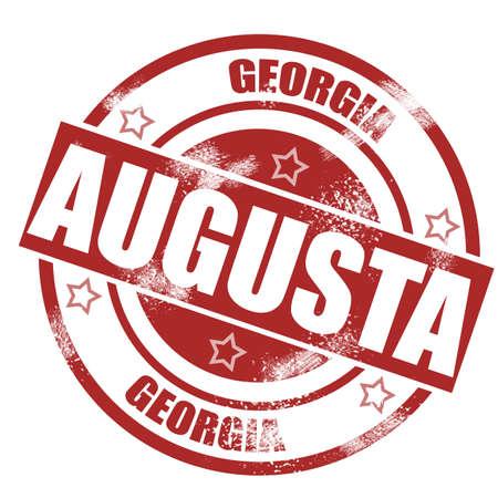 augusta: Augusta stamp