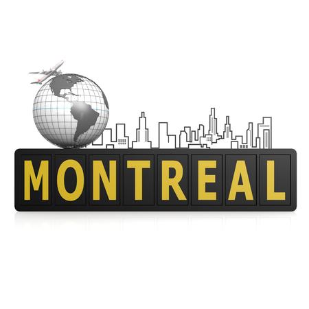 montreal city: Montreal city