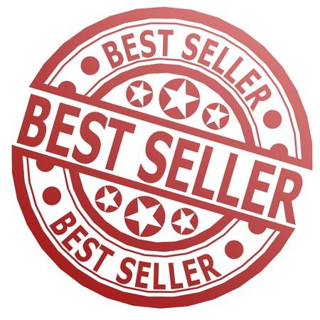 seller: Best seller stamp