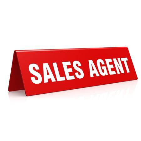 sales agent: Sales agent banner