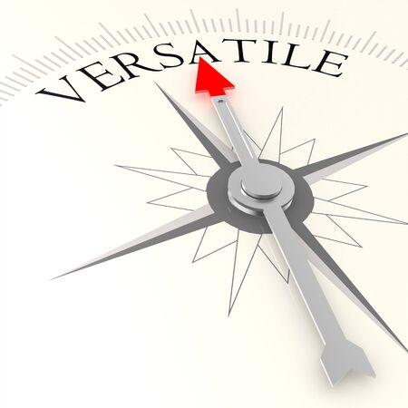 versatile: Versatile compass
