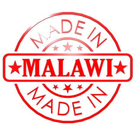 red seal: Made in Malawi red seal