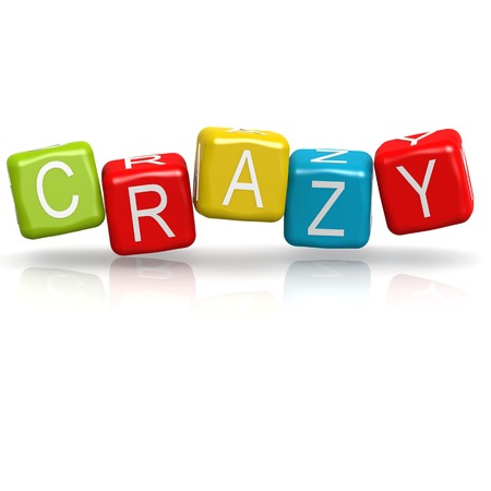 buzzword: Crazy colorful buzzword image with hi-res rendered artwork that could be used for any graphic design.