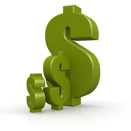 signo pesos: Imagen Green signos dollor con hi-res prestados obra que podr�a ser utilizado para cualquier dise�o gr�fico.