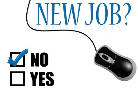 could: No new job with mouse image with hi-res rendered artwork that could be used for any graphic design. Stock Photo