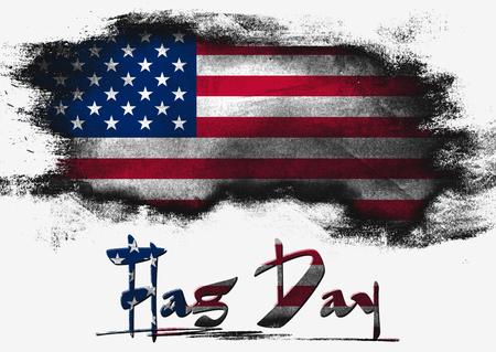 Flag of United States, USA Flag Day