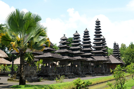Taman Ayun Temple, a royal temple of Mengwi Empire in Bali, Indonesia