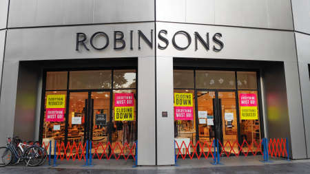 Singapore, 08 Nov, 2020: Robinsons, the 162-year-old department store announced on Oct 30 the impending closure of its last two stores in Singapore Editorial