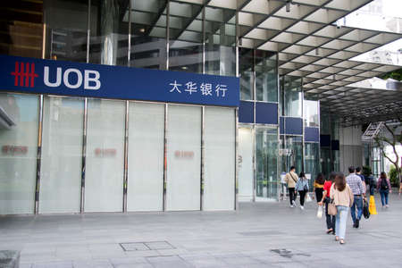 Singapore- 20 Nov, 2020: UOB United Overseas Bank is a major banking organisation headquartered in Singapore founded in 1935.