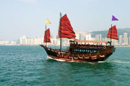 junk: Tourist Junk Boat