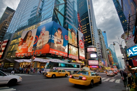 Times Square in New York City Stock Photo - 14639436