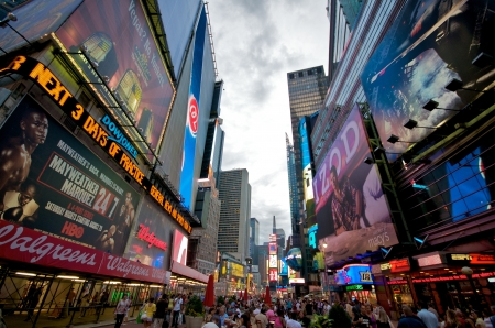 Times Square in New York City Stock Photo - 14639431