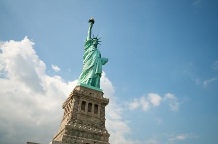 Estatua Libertad en Nueva York