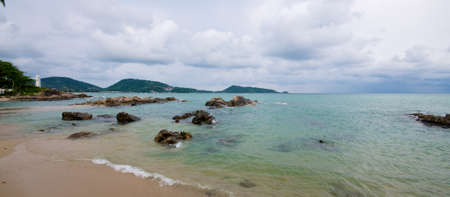 Thailand Beach at Phuket Island photo