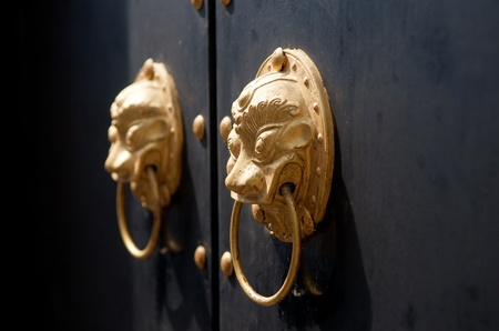 knocker: Chinese Security