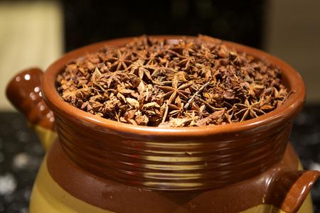 ingredient: Chinese Star aniseed ingredient, illicium verum