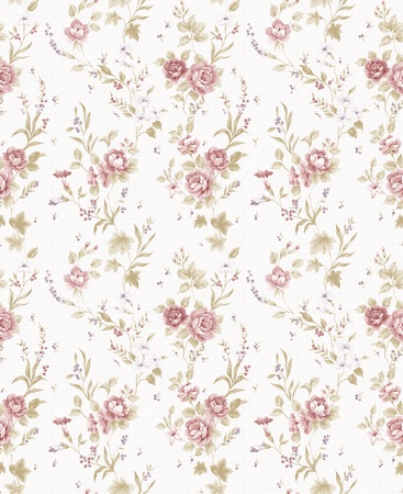 rose bouquet: Rose bouquet design Seamless pattern with White background