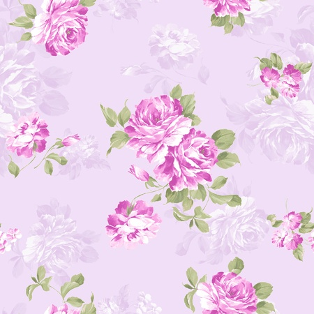 roses pattern: floral background , element for blue design pattern