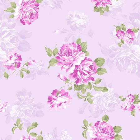 upholstery: floral background , element for blue design pattern