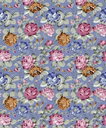 rose seamless texture pattern  photo