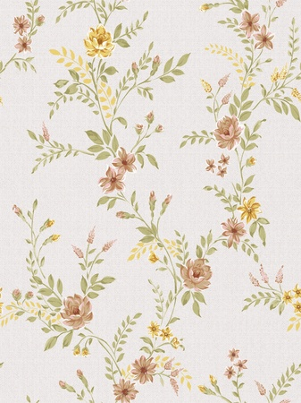 floral background , seamless design pattern  photo