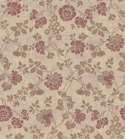 textile paisley seamless background pattern