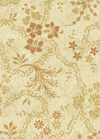 paisley seamless background pattern  photo