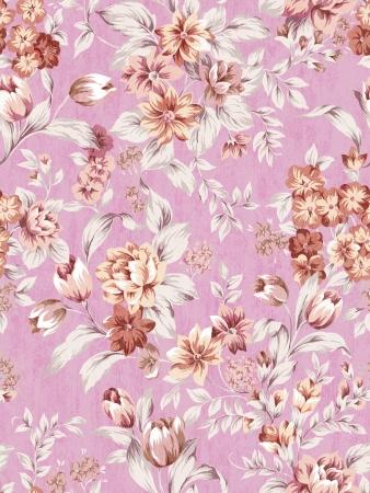 seamless rose background pattern design