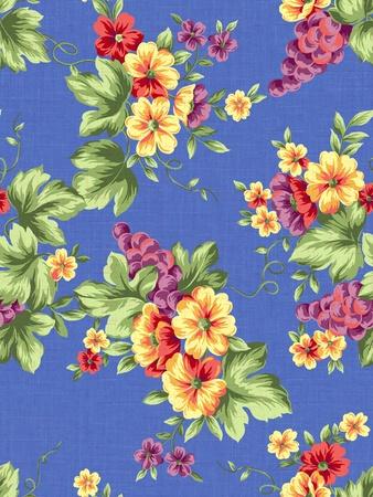 tessile: paisley pattern di sfondo senza soluzione di continuit�