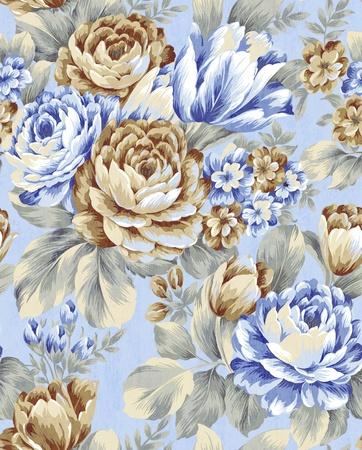완벽 한 꽃 벽지 배경