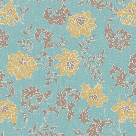 Retro elegant style - For easy making seamless pattern use it for filling any contours  photo