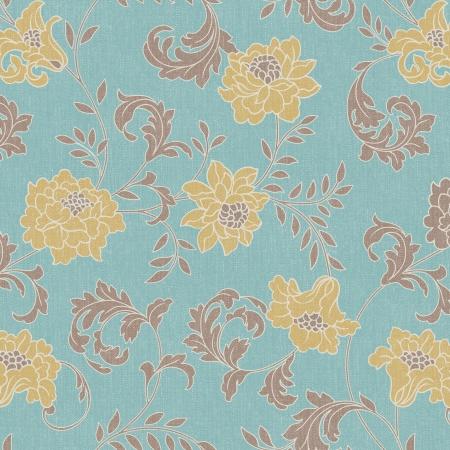 Stijlvolle retro stijl - voor gemakkelijk maken naadloze patroon gebruiken voor het invullen van alle contouren