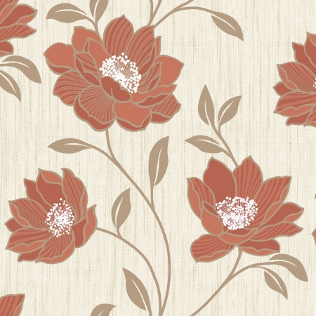 textile image: Modern style seamless pattern background - For easy making seamless pattern use it for filling any contours