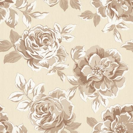 클래식 스타일 패턴 원활한 배경 - 쉽게 만드는 완벽한 패턴은 어떤 등고선 작성에 대 한 사용