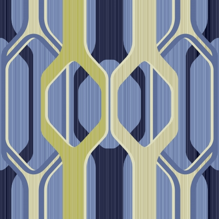 pattern in fashion trend colors Seamless pattern wrapper  photo