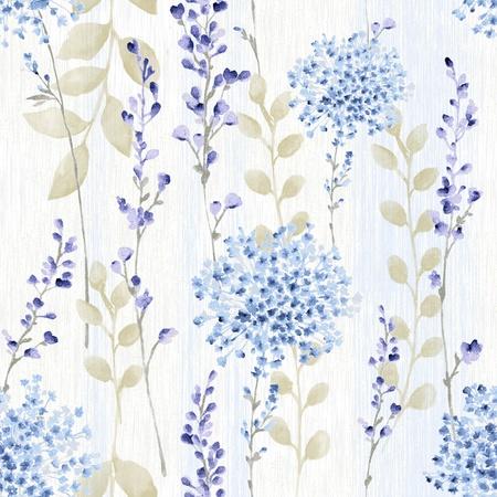 flor morada: De fondo delicado patr?e rizo sin costuras - Para facilitar la creaci?e patrones sin fisuras usarla para rellenar los contornos