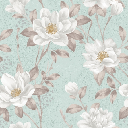 Delicate curl pattern seamless background - For easy making seamless pattern use it for filling any contours
